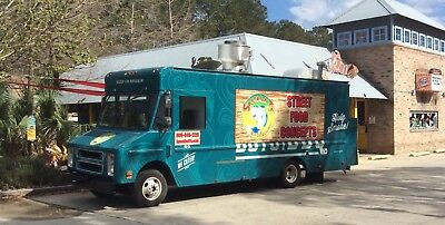 Chevy P30 Food Truck, fully equipped, good condition, runs great