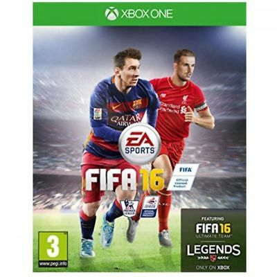 Brand New FIFA 16 (Xbox One) Video Games SEALED