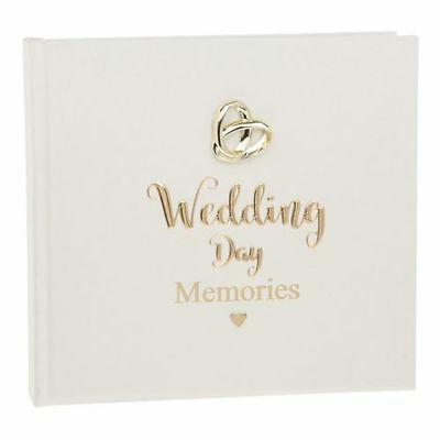 Bands Of Gold Wedding Guest Book Wedding Gift