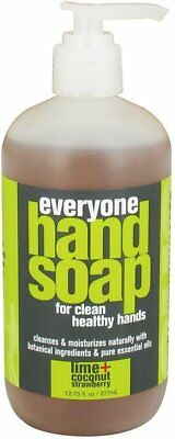 Everyone Hand Soap, EO Products, 12.75 oz Lime Coconut Strawberry