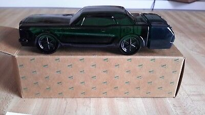 Avon 1964 1/2 Ford Mustang ..Wild Country Cologne Decanter.. NIB..full