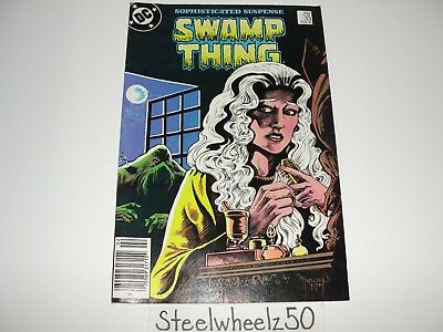 Swamp Thing #33 Comic DC 1985 2nd Series House Of Secrets 92 Homage Alan Moore