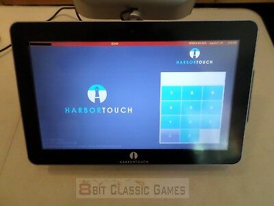 HarborTouch HT-SP13 Touch Screen with Card Reader  - POS Point of Sale Equipment