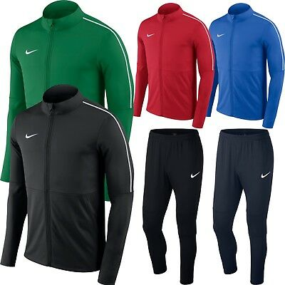 Nike Mens DRY PARK 18 Tracksuit Jacket Top or Bottoms Sports Football Training