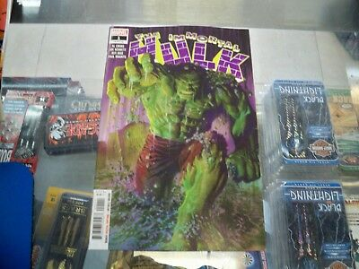 THE IMMORTAL HULK #1 Regular Cover READY TO SHIP! INCREDIBLE!