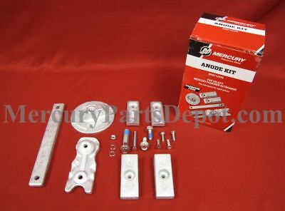 Mercury 350HP L6 Verado FourStroke Outboards Anode Kit - Part # 8M0116590