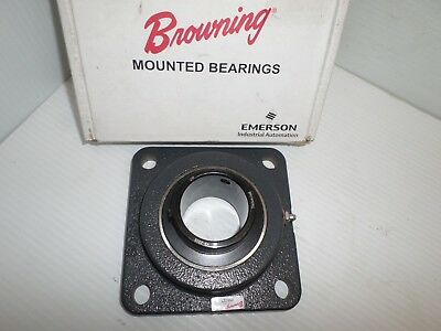 **NEW IN BOX**  BROWNING VF4S-232S 4-Bolt FLANGE BEARING 2""