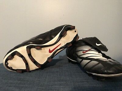 073537dea NIKE AIR ZOOM Total 90 Us Size 8 Soccer Football Boots Cleats ...
