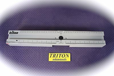New -Triton main body of Biscuit Joiner (BJAS300), empty only the metal part