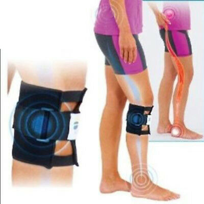 New Useful Knee Leg Brace Back Pain Acupressure Support Sciatic Nerve