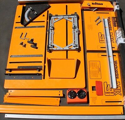 Triton MK3 Workbench Work centre parts..no3
