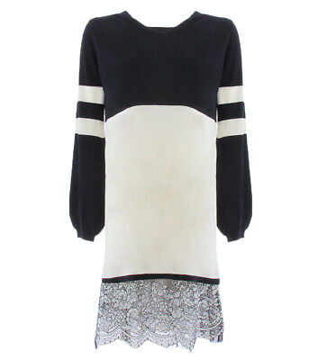 Abito in maglina My Twin Twinset con sottoveste per donna My Twin Twinset JS83K2
