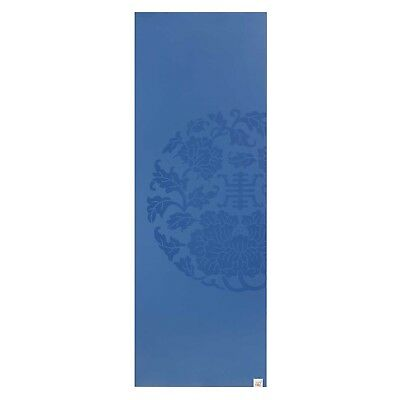 (blue) - Gaiam Studio Select Dry-Grip Yoga Mat. Shipping is Free