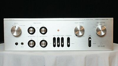 Luxman L-30 Vintage Stereo for Parts/Repair