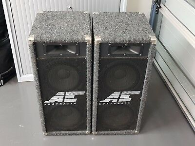 2 x AE Speakers