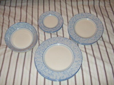 Vintage Art Deco Royal Doulton Dinner Set Incomplete in Good Condition