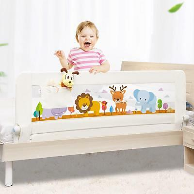 Baby Safety Bed Rail Guardrail Pocket Playpen Kids General Use Crib Rails Tool
