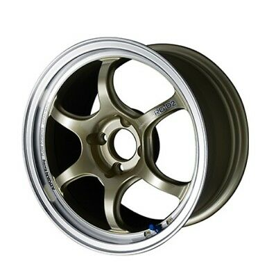ADVAN Racing RG-D2 RGD YOKOHAMA Wheel 15x8 +35 +28 4x100 MCG *1rim price JDM