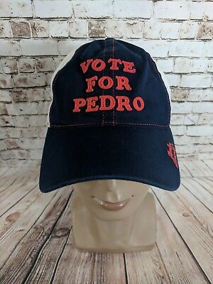 Napoleon Dynamite VOTE FOR PEDRO Bio Domes Baseball Hat cap strapback 2005