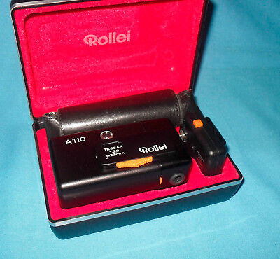 Rollei A110 Pocketkamera in Geschenkbox / Germany