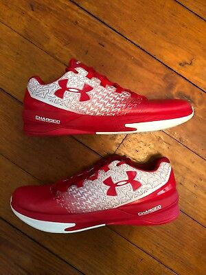 f8b598695ac Under Armour 1274422-100 Mens UA ClutchFit Drive 3 Low Basketball Shoes 12