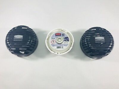 Rubbermaid Commercial TCell 2.0 Lavender Mint Air Freshener Refill + Dispensers
