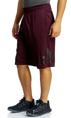 Adidas Men's Basketball Performance CrazyLight Athletic Shorts - 3 Colors