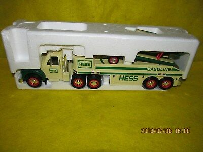 Hess 2002 Toy Truck & Airplane