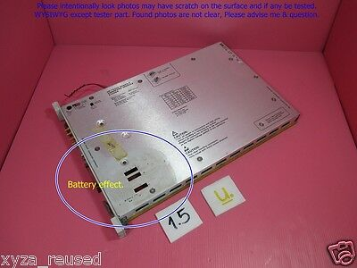 HP Agilent E1406A, VXI Command Module 75000 Series C GPIB as photos, sn:3226A.