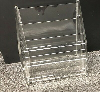 A5 Landscape Brochure Holder Acrylic   - SPECIAL!- Only 20 Left