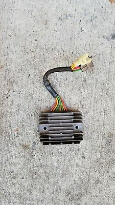 Ducati GT1000 Sport Classic GT 1000 DS 08 2008 Voltage Regulator Rectifier OEM