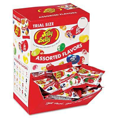 Jelly Belly® Jelly Beans, Assorted Flavors, 80/Dispenser Box 071567301244