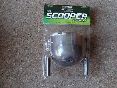 Maver Scooper Potting Kit (2 Cups) - J676 Pole Pots Cupping