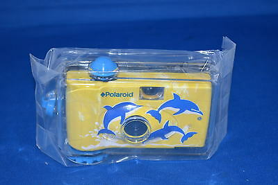 Polaroid Dolphin Front Compact Underwater Camera (345)
