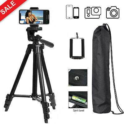 Portable Professional Camera Tripod Stand Holder for iPhone Samsung Cell Phone