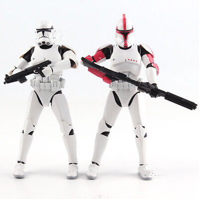 6 /'/'Shf S .H .Figuarts Star Wars Clone Trooper Phase Ii Captain Action Figure