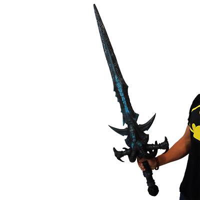Frostmourne from World of Warcraft Lich King sword, plastic full scaled replica
