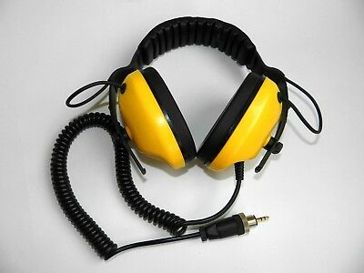 Underwater piezo headphones for MINELAB EQUINOX 600-800-METAL-DETECTOR