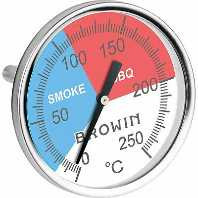 2 in 1 BBQ and smoker thermometer 0°C to 250°C FREE P&P