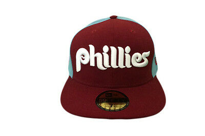 Philadelphia Phillies MLB Baseball Cap - New Era 59fifty