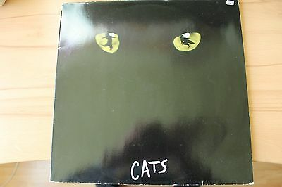 Cats - engl.; 2 LPs, Musical; Picture