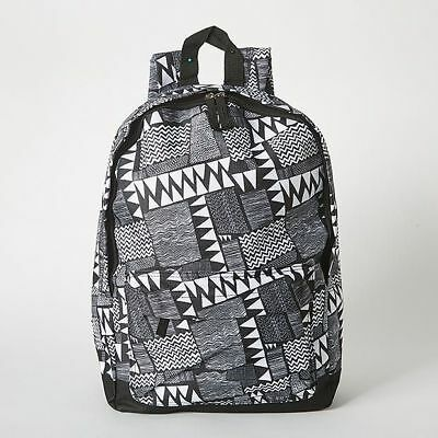NEW Geo Print Backpack Kids