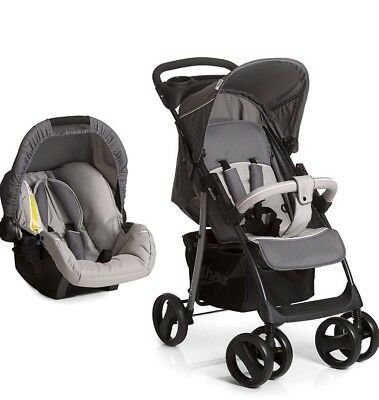 Pushchair CarSeat: Hauck Shopper SLX Shop n' Drive (Brand New in box)