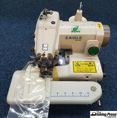 Blind Hemming (Blindstitch Hemmer) Sewing Machine by Eagle