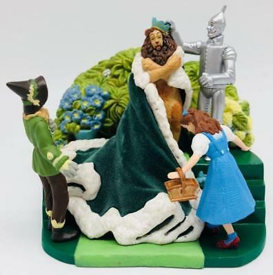 2007 King Of The Forest Hallmark Ornament The Wizard Of Oz Magic Music Box