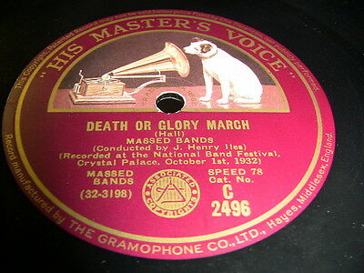 3/1 Massed Bands - Death Or Glory March - Mandora March