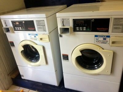 Speed Queen Coin Operated Commercial Washing Machine - Excellenet Condition!!