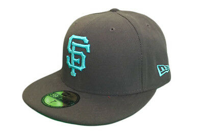 San Francisco Giants MLB Baseball Cap - New Era 59fifty