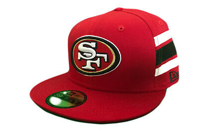 San Francisco 49ers MLB Baseball Cap - New Era 59fifty