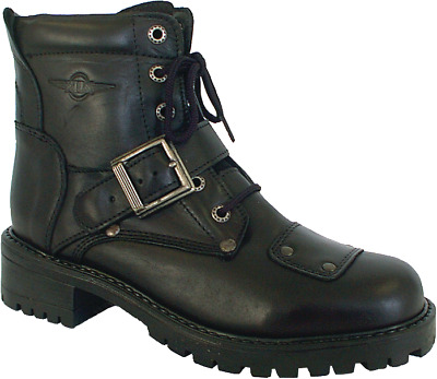 Ladie's Stroker Boots Black (Size:10) PRE-SEASON CLEAROUT!